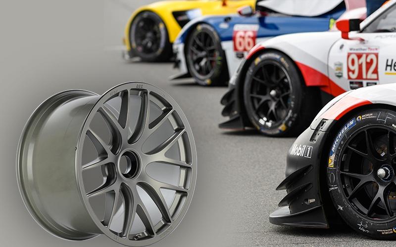 Our Work - BBS Wheels