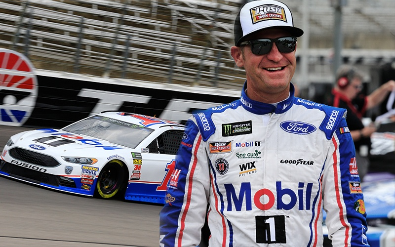 Our Work - Clint Bowyer