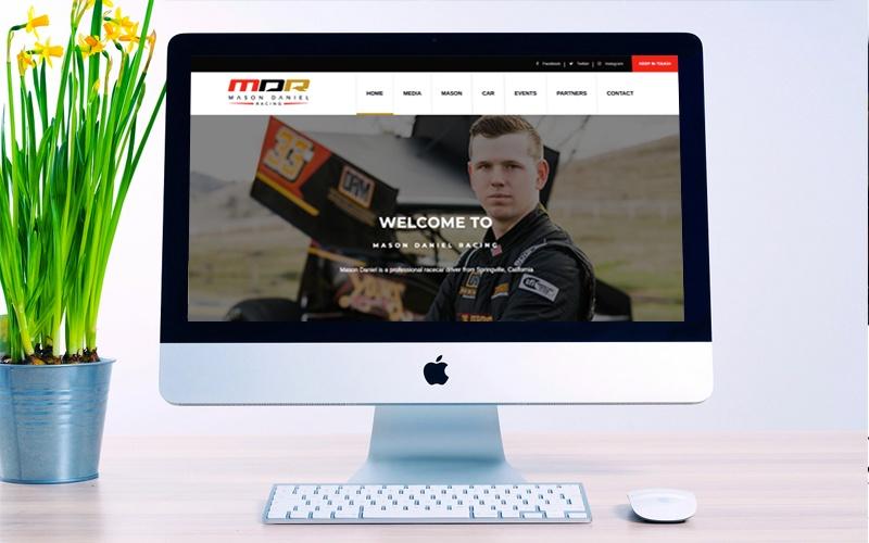 Our Work - Mason Daniel Racing