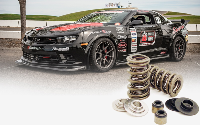 Our Work - PAC Racing Springs