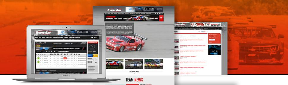Live Timing Application Launched for the Trans Am Series
